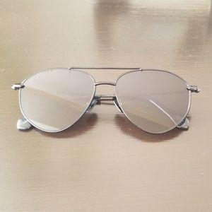Diff x Laura Lee Peachy Sunglasses